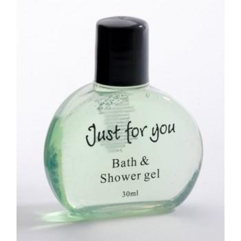 Just for You 30ml Bath & Shower Gel Bottle Bottle