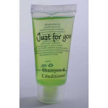 Just for You 20ml Shampoo & Conditioner Tube