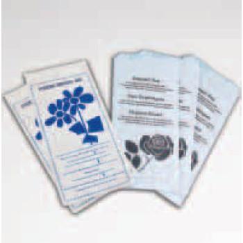 Plastic Hygiene Disposal Bags - case of 1000