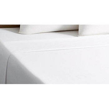 Double Flat Sheet Polycotton CLEARANCE