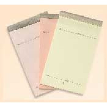 Duplicate Copy Pads - EF30 white