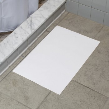 Disposable Paper Bath Mats - case of 250