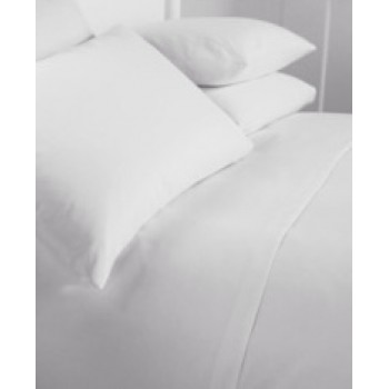 70/30 Cotton Rich Duvet Covers - WHITE