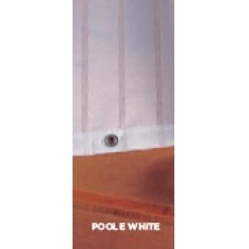 Poole X.L. Shower Curtain