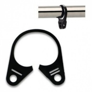 Clip-on Plastic Security Rings